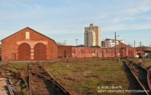 Rail yards Turnarounds